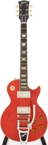 Musical Instruments:Electric Guitars, 2007 Gibson Historic Series '58 Re-Issue Cherry Solid Body Guitar,Serial # 8 7230...