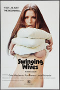 "Movie Posters:Sexploitation, Swinging Wives & Other Lot (Burbank International, 1973). OneSheets (2) (28"" X 42""). Sexploitation.. ... (Total: 2 Items)"