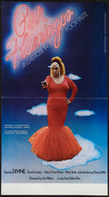 """Movie Posters:Comedy, Pink Flamingos (Saliva, 1973). Special Poster (11"""" X 17""""). Comedy....."""