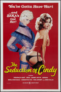 """Movie Posters:Adult, The Seduction of Cindy & Other Lot (International Film Industries, 1980). One Sheets (2) (25"""" X 37"""" & 27"""" X 41""""). Adult.. ... (Total: 2 Items)"""