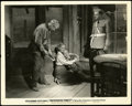 """Movie Posters:Crime, Bette Davis and Leslie Howard in The Petrified Forest (WarnerBrothers, 1936). Photo (8"""" X 10""""). Crime.. ..."""