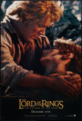 "Movie Posters:Fantasy, The Lord of the Rings: The Return of the King (New Line, 2003). OneSheet (27"" X 40"") SS Advance, Sam and Frodo Style. Fanta..."