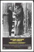 """Movie Posters:Academy Award Winners, Midnight Cowboy (United Artists, 1969). One Sheet (27"""" X 41"""") X Rated Style. Academy Award Winners.. ..."""