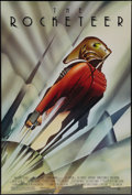 "Movie Posters:Action, The Rocketeer (Walt Disney Pictures, 1991). One Sheet (27"" X 41"")DS. Action.. ..."