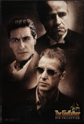 "Movie Posters:Crime, The Godfather (Paramount, 2001). DVD Collection One Sheet (27"" X40""). Crime.. ..."