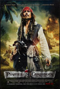 "Movie Posters:Adventure, Pirates of the Caribbean: On Stranger Tides (Walt Disney Pictures,2011). One Sheet (27"" X 40"") DS Advance. Adventure.. ..."