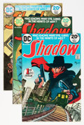 Bronze Age (1970-1979):Miscellaneous, The Shadow #1-12 Group (DC, 1973-75) Condition: Average VF/NM....(Total: 12 Comic Books)