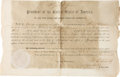 "Autographs:U.S. Presidents, Ulysses S. Grant Appointment Signed ""U. S. Grant"" aspresident...."