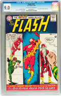 Silver Age (1956-1969):Superhero, The Flash #157 (DC, 1965) CGC VF/NM 9.0 Off-white to white pages....