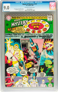 Silver Age (1956-1969):Horror, House of Mystery #157 (DC, 1966) CGC VF/NM 9.0 Off-white to whitepages....