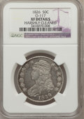 Bust Half Dollars, 1826 50C --Cleaned,Harshly-- NGC Details. XF. O-117. NGC Census:(52/1221). PCGS Population (161/1301). Mintage: 4,000,000. ...