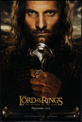 "Movie Posters:Fantasy, The Lord of the Rings: The Return of the King (New Line, 2003). OneSheet (27"" X 40"") SS Advance, Aragon Style. Fantasy.. ..."