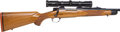 Long Guns:Bolt Action, Customized Kimber Model 89 Super American Bolt Action Rifle....
