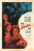 "Movie Posters:Drama, The Weaker Sex (Eagle-Lion, 1948). British One Sheet (27"" X 40"")....."