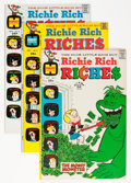 Bronze Age (1970-1979):Humor, Richie Rich Riches #1-59 File Copy Short Box Group (Harvey, 1972-82) Condition: Average NM-....
