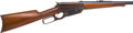 Long Guns:Lever Action, Winchester Model 95 Lever Action Rifle....