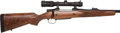 Long Guns:Bolt Action, .404 Jeffery CZ Model 550 Safari Magnum Bolt Action Rifle withTelescopic Sight....