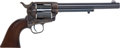 Handguns:Single Action Revolver, Ainsworth Inspected U.S. Colt Single Action Revolver Restored by Tommy Haas....