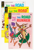 Bronze Age (1970-1979):Cartoon Character, Beep Beep, the Road Runner File Copy Group (Gold Key, 1971-80)Condition: Average VF+.... (Total: 25 Comic Books)
