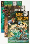 Silver Age (1956-1969):Horror, Boris Karloff Tales of Mystery File Copy Group (Gold Key, 1968-79)Condition: VF+.... (Total: 17 Comic Books)