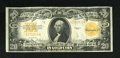 Large Size:Gold Certificates, Fr. 1187 $20 1922 Mule Gold Certificate Very Fine-Extremely Fine. An exceptional example of this mule variety which has a mo...