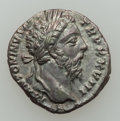 Ancients:Roman Imperial, Ancients: Marcus Aurelius (AD 161-180). AR denarius (3.05 gm). ...