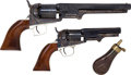 Handguns:Single Action Revolver, Lot of Two Boxed Colt Reissue Blackpowder Signature Series Percussion Revolvers.... (Total: 2 )