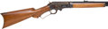 Long Guns:Lever Action, Marlin Model 1893 Takedown Lever Action Rifle....