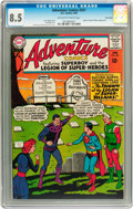 Silver Age (1956-1969):Superhero, Adventure Comics #331 Twin Cities pedigree (DC, 1965) CGC VF+ 8.5 Off-white to white pages....