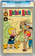 Silver Age (1956-1969):Humor, Richie Rich #84 File Copy (Harvey, 1969) CGC NM+ 9.6 Off-white to white pages....
