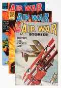 Silver Age (1956-1969):War, Dell Silver Age War Related File Copy Group (Dell, 1950s-60s) Condition: Average VF+.... (Total: 32 Items)