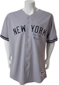 Baseball Collectibles:Uniforms, 2009 Mark Teixiera First New York Yankees Game Worn Jersey....