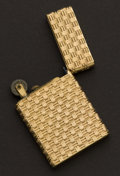 Estate Jewelry:Other , Tiffany & Co. 14k Gold Lighter. ...