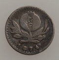 Colombia, Colombia: Quarter Decimo 1863 -1881 Study Lot,... (Total: 27 coins)