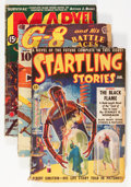 Pulps:Science Fiction, Assorted Science Fiction Pulps Group (Various, 1938-40) Condition:VG-.... (Total: 10 Comic Books)