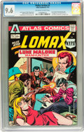 Bronze Age (1970-1979):Adventure, Police Action #1 (Atlas-Seaboard, 1975) CGC NM+ 9.6 Off-white to white pages....