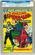 Bronze Age (1970-1979):Superhero, The Amazing Spider-Man #129 (Marvel, 1974) CGC NM- 9.2 Off-white to white pages....