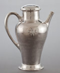 Silver Holloware, American:Pitchers, A CLEMENS FRIEDELL SILVER MARTINI SHAKER . Clemens Friedell,Pasadena, California, circa 1927-1961. Marks: CLEMENSFRIEDEL...