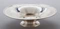 Silver Holloware, American:Bowls, A TIFFANY SILVER FOOTED BOWL . Tiffany & Co., New York, NewYork, circa 1923. Marks: TIFFANY & CO., 20157, MAKERS, A1041,...