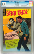 Silver Age (1956-1969):Science Fiction, Star Trek #2 Savannah pedigree (Gold Key, 1968) CGC NM 9.4 Off-white pages....