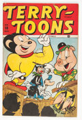 Golden Age (1938-1955):Funny Animal, Terry-Toons Comics #50 (Timely, 1946) Condition: FN....