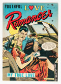 Golden Age (1938-1955):Romance, Youthful Love-Romances #1 (Pix Parade, 1949) Condition: FN-....