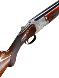 Shotgun, Cased 12 Gauge Browning Grade V Superposed Shotgun....