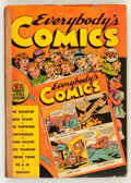 Golden Age (1938-1955):Humor, Fox Giants: Everybody's Comics #1 (Fox Features Syndicate, 1944) Condition: GD....