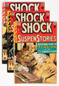 Golden Age (1938-1955):Horror, Shock SuspenStories Group (EC, 1953-54).... (Total: 7 Comic Books)