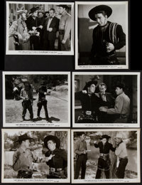 "Frontier Revenge (Screen Guild Productions, 1948). Photos (25) (8"" X 10""). Western. ... (Total: 25 Items)"