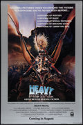 "Movie Posters:Animated, Heavy Metal (Columbia, 1981). One Sheet (27"" X 41"") Advance. Animated.. ..."