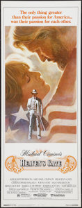 "Movie Posters:Western, Heaven's Gate (United Artists, 1980). Insert (14"" X 36""). Western.. ..."