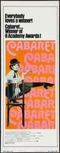 "Movie Posters:Musical, Cabaret (Allied Artists, R-1974). Insert (14"" X 36""). Musical.. ..."