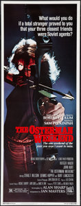 """Movie Posters:Crime, The Osterman Weekend (20th Century Fox, 1983). Insert (14"""" X 36""""). Crime.. ..."""